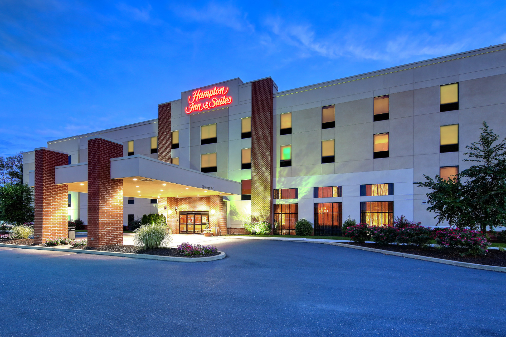 Hampton Inn & Suites Harrisburg/North