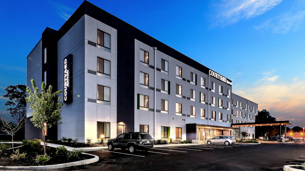 Courtyard By Marriott Deptford