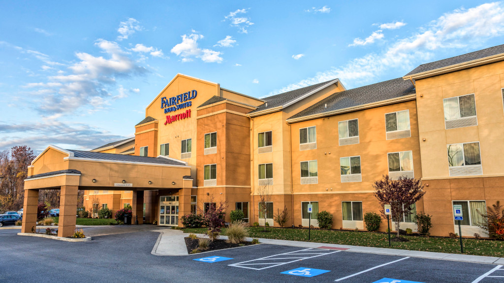 Fairfield Inn & Suites New Cumberland