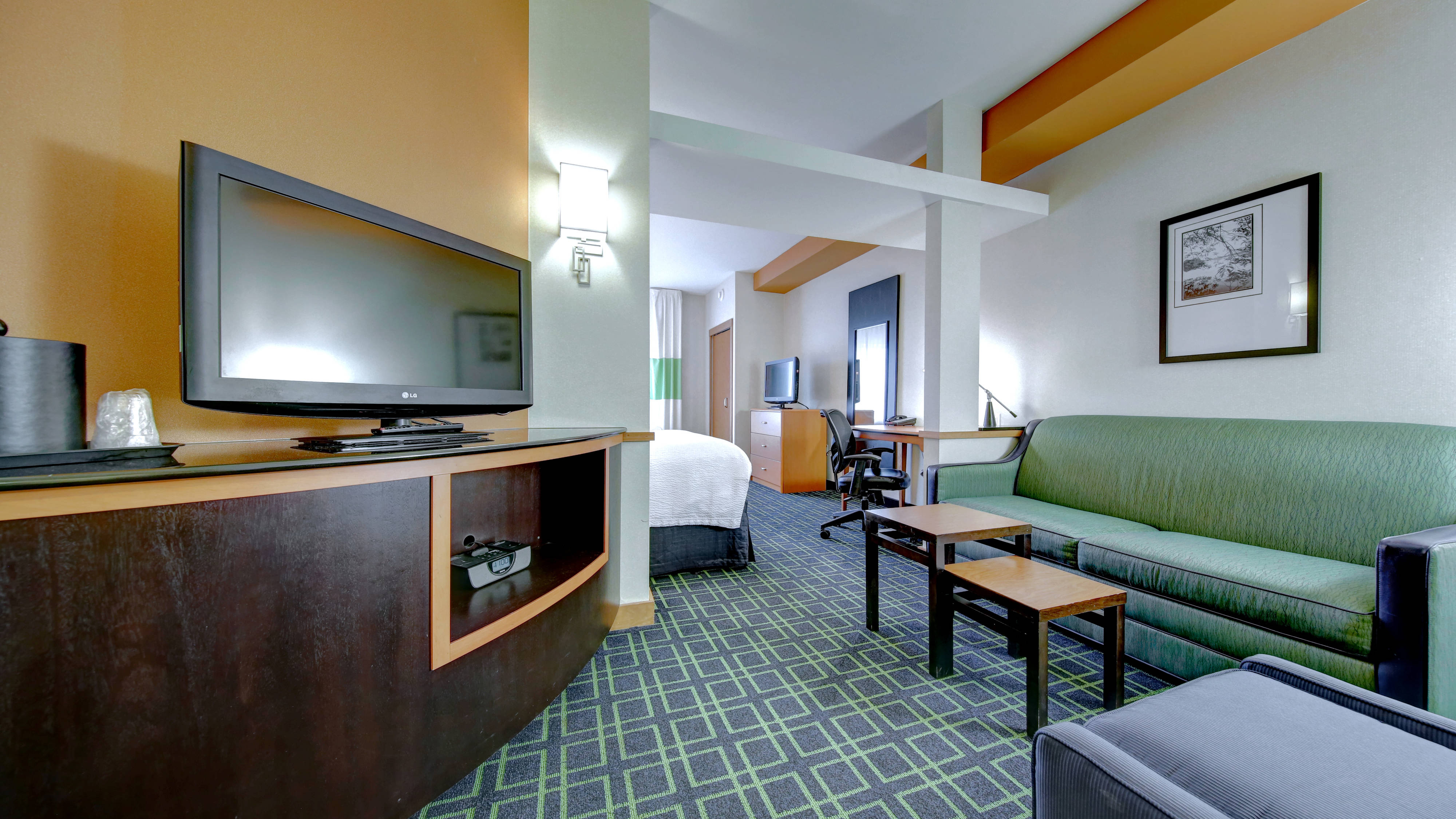 Fairfield Inn & Suites New Cumberland Hotel Suite