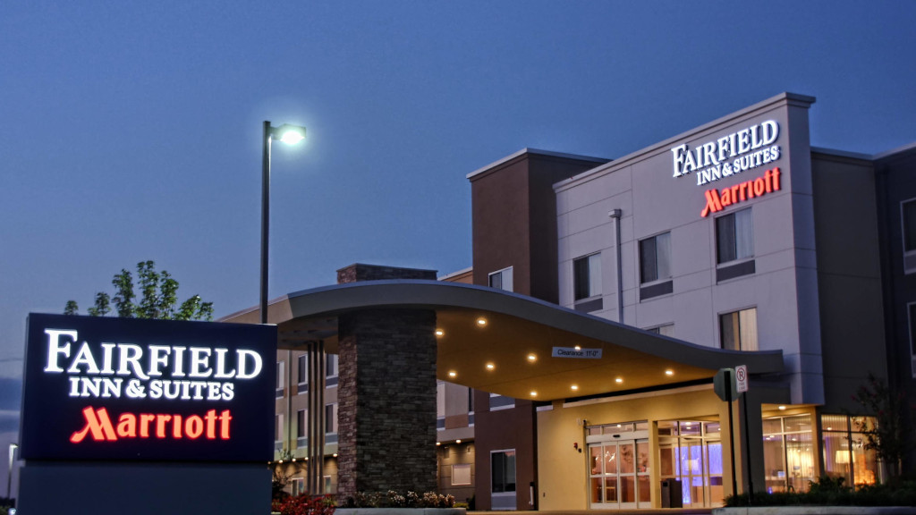 Fairfield Inn & Suites Reading