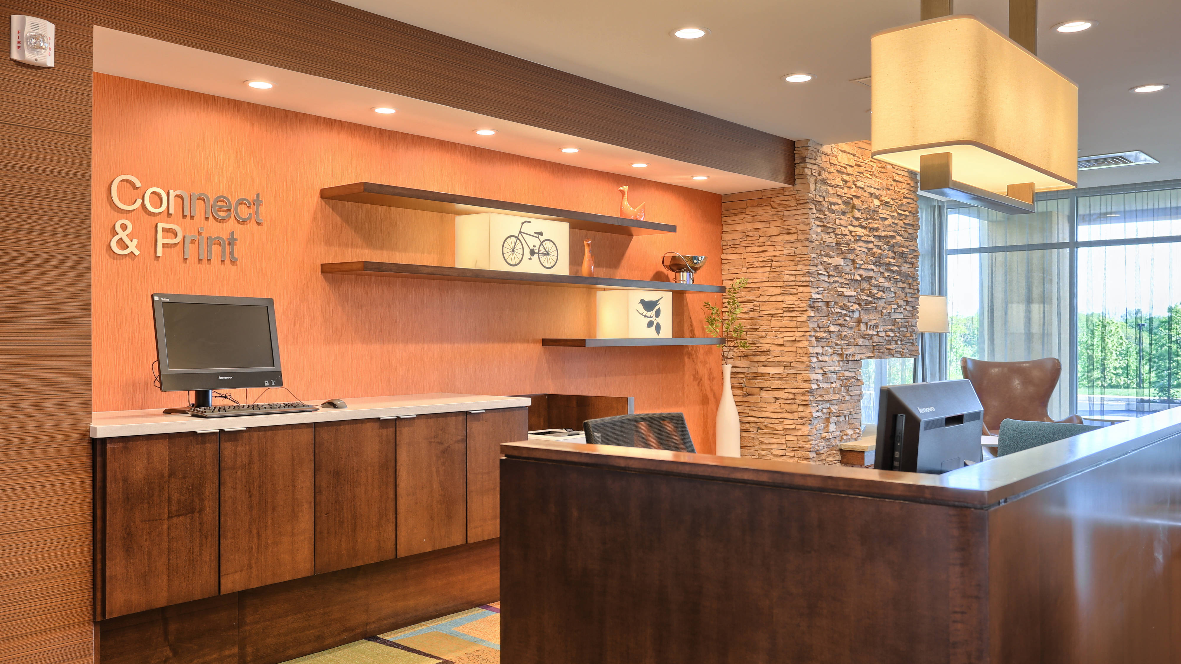 Fairfield Inn & Suites Willow Grove Hotel Business